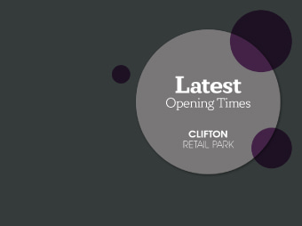 Latest Opening Times Graphic